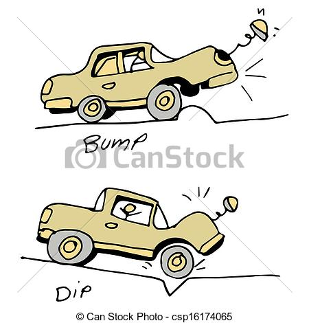 Car driving speed bump clipart svg freeuse library Bump clipart - ClipartFest svg freeuse library