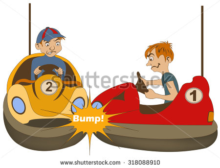 Car driving speed bump clipart graphic free library Car Bump Stock Photos, Royalty-Free Images & Vectors - Shutterstock graphic free library