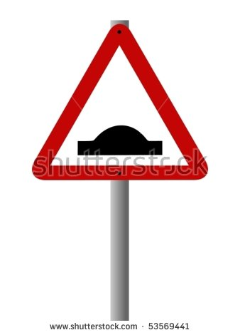 Car driving speed bump clipart vector library library Speed Bump Stock Images, Royalty-Free Images & Vectors | Shutterstock vector library library