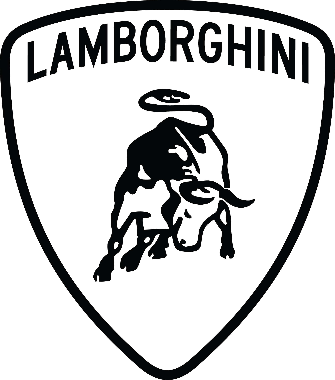 Car emblem clipart banner transparent library Lamborghini Logo Eps File   inkddesign.com banner transparent library