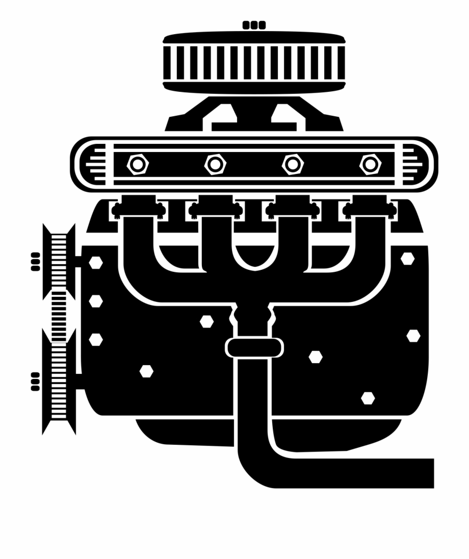Car engine clipart free image free 28 Collection Of Car Engine Clipart - Car Engine Vector Png Free PNG ... image free