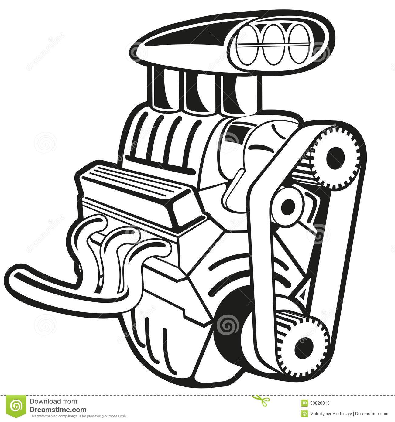 Car engine clipart free svg free Car Engine Drawing at PaintingValley.com | Explore collection of Car ... svg free