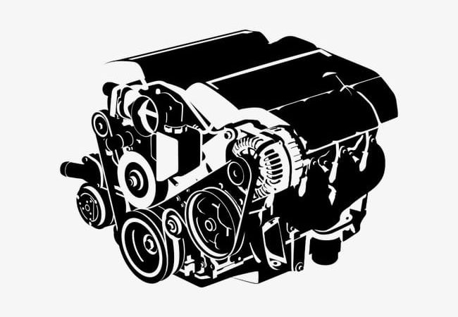Engines clipart