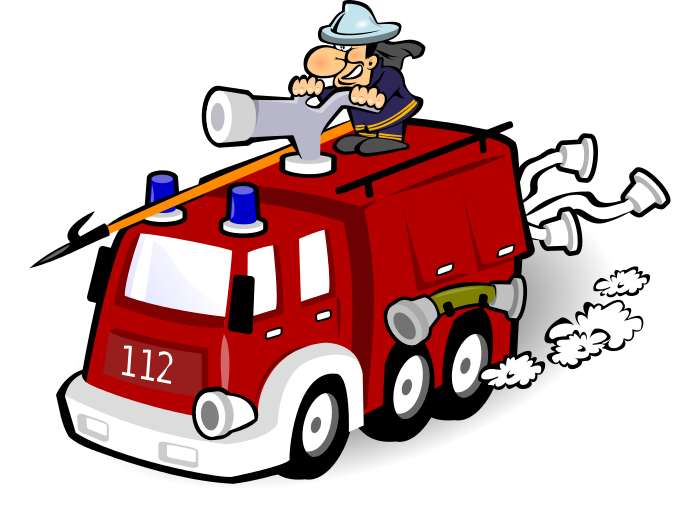 Car engines clipart transparent library File:Fire engine by mimooh.svg - Wikimedia Commons transparent library