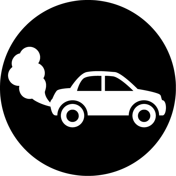 Car with smoke clipart vector royalty free download Sucked In vector royalty free download