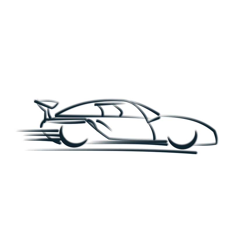 Car exhaust clipart vector freeuse download Race Car Silhouette Clip Art at GetDrawings.com | Free for personal ... vector freeuse download