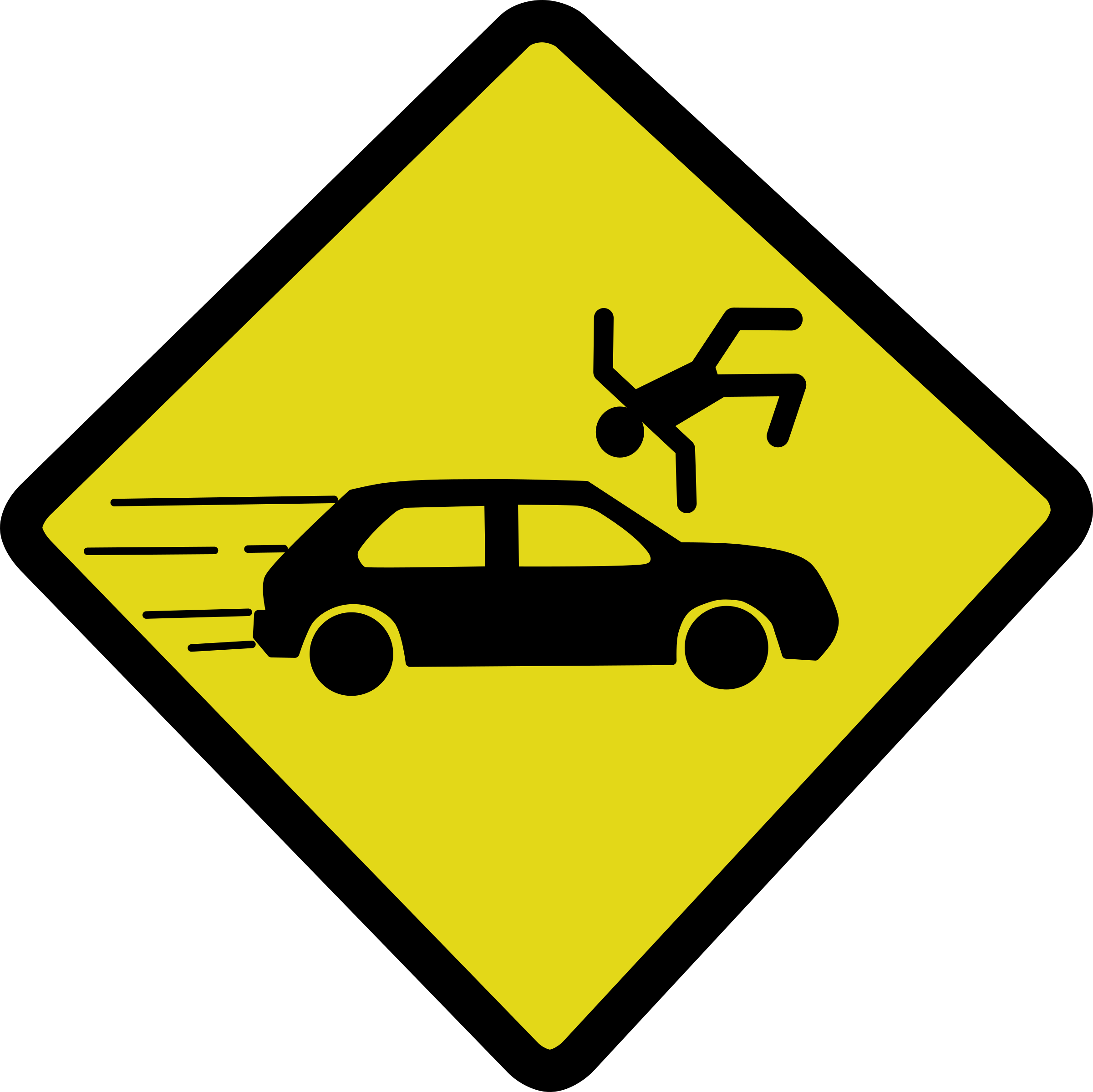 Car sign clipart png library stock Car Traffic collision Clip art - Car Accident Cliparts 2401*2400 ... png library stock