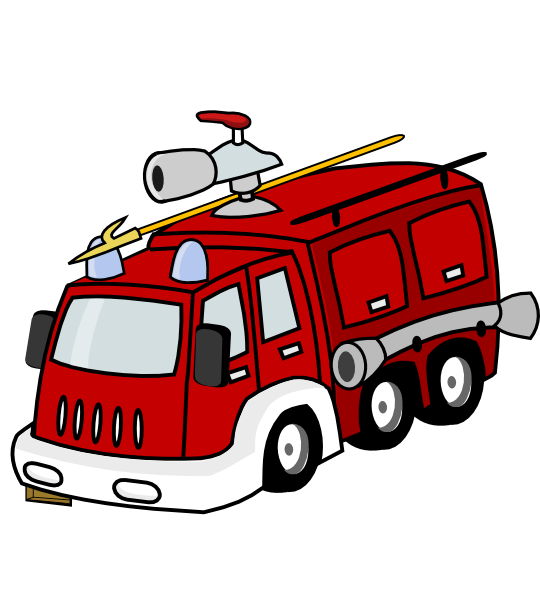 Car fire clipart clip freeuse library Fire Truck Clip Art at Clker.com - vector clip art online, royalty ... clip freeuse library