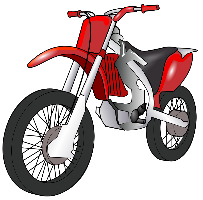 Car on lift clipart vector download Motorbike hd clipart vector download