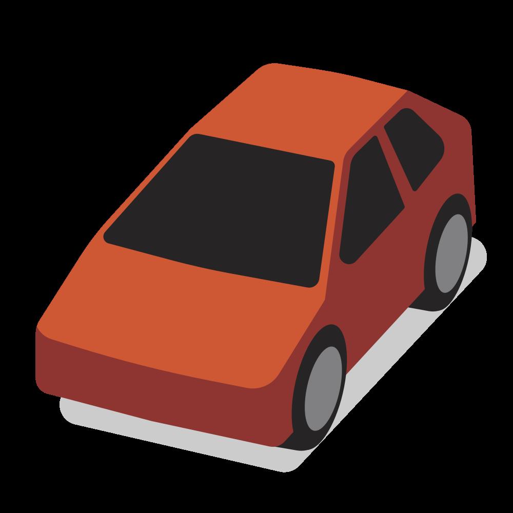 Car for sale clipart free vector stock OnlineLabels Clip Art - 3D Car vector stock