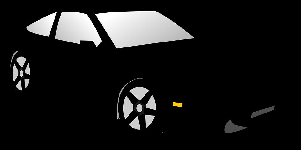 Car radio clipart black and white svg black and white download Black And White Car Clipart Image Group (68+) svg black and white download