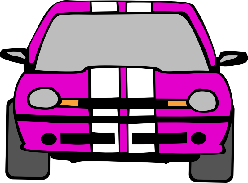 Car front clipart clip art free Clipart - Dodge Neon Car clip art free