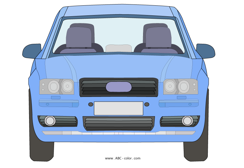 Car front clipart svg 28+ Collection of Front Of Car Clipart | High quality, free cliparts ... svg