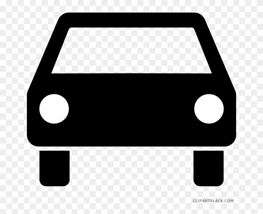 Car front clipart black and white svg freeuse library Car Front View Clipart - Car Front View Clipart Black And White ... svg freeuse library