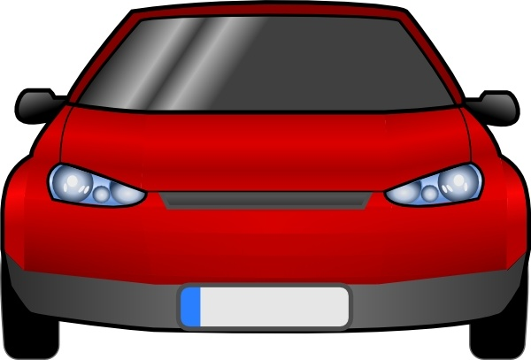 Car front vector clipart clip art Car Front clip art Free vector in Open office drawing svg ( .svg ... clip art