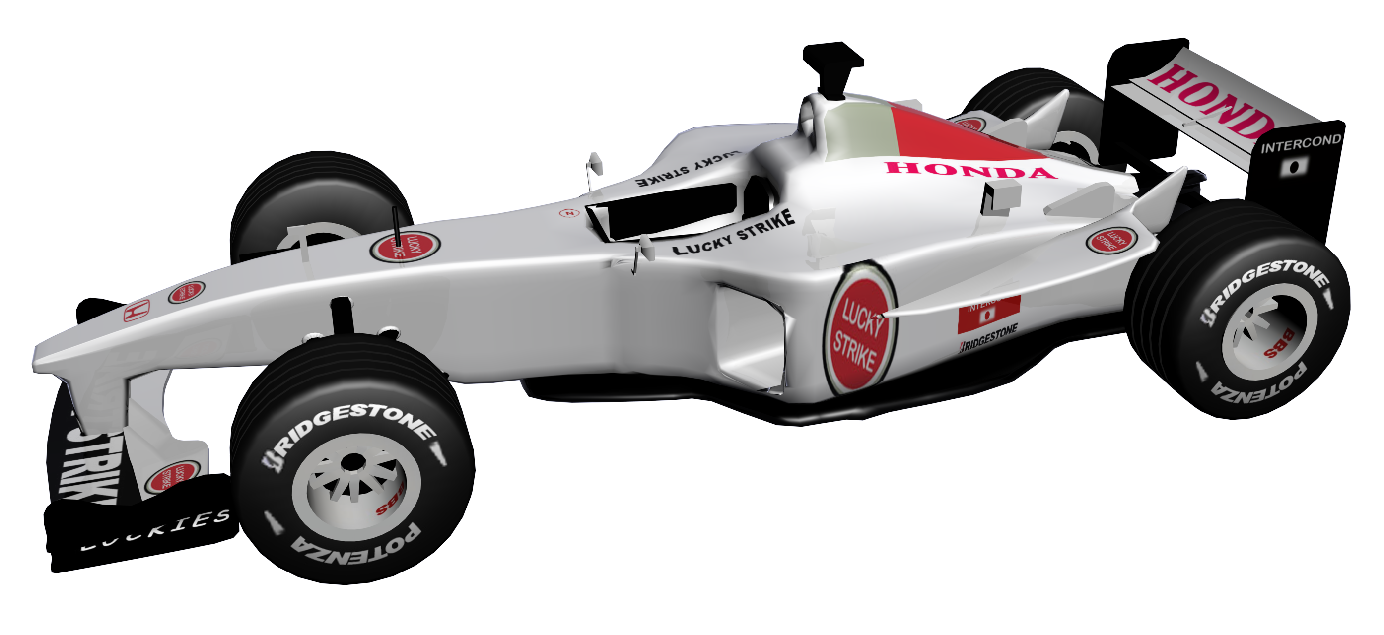 Honda car clipart graphic freeuse library Honda F1 Formula Car Clipart Png - Clipartly.comClipartly.com graphic freeuse library