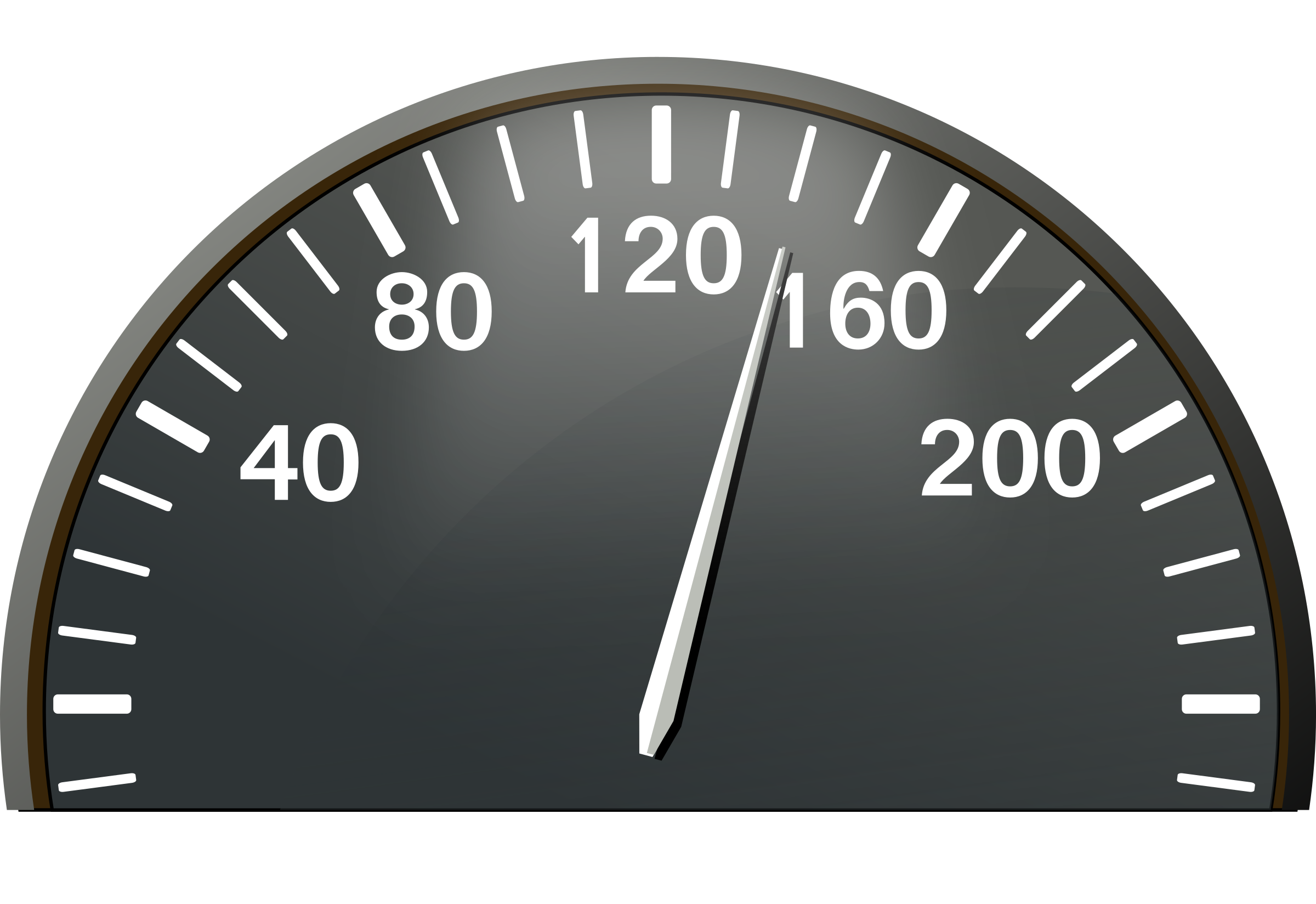 Car gauge clipart svg library library Clipart - speedometer svg library library