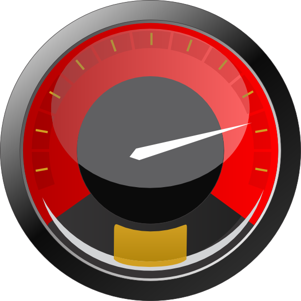 Car speedometer clipart royalty free library Speedometer 3 Clip Art at Clker.com - vector clip art online ... royalty free library