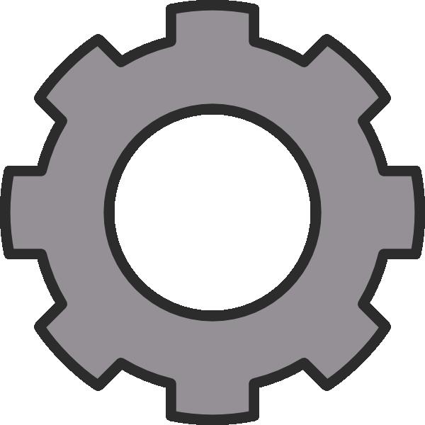 Car gear clipart vector black and white stock cog-cogwheel-gear-zahnrad-hi.png 600×600 pixels | William's Monster ... vector black and white stock