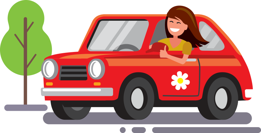 Car going fast clipart royalty free library Prompt Cash For Cars - Sell A Car Fast royalty free library