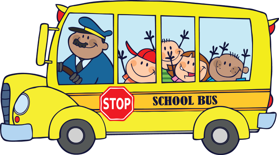 Car going to school clipart banner royalty free library Bus Drivers Needed - Athens Independent School District banner royalty free library