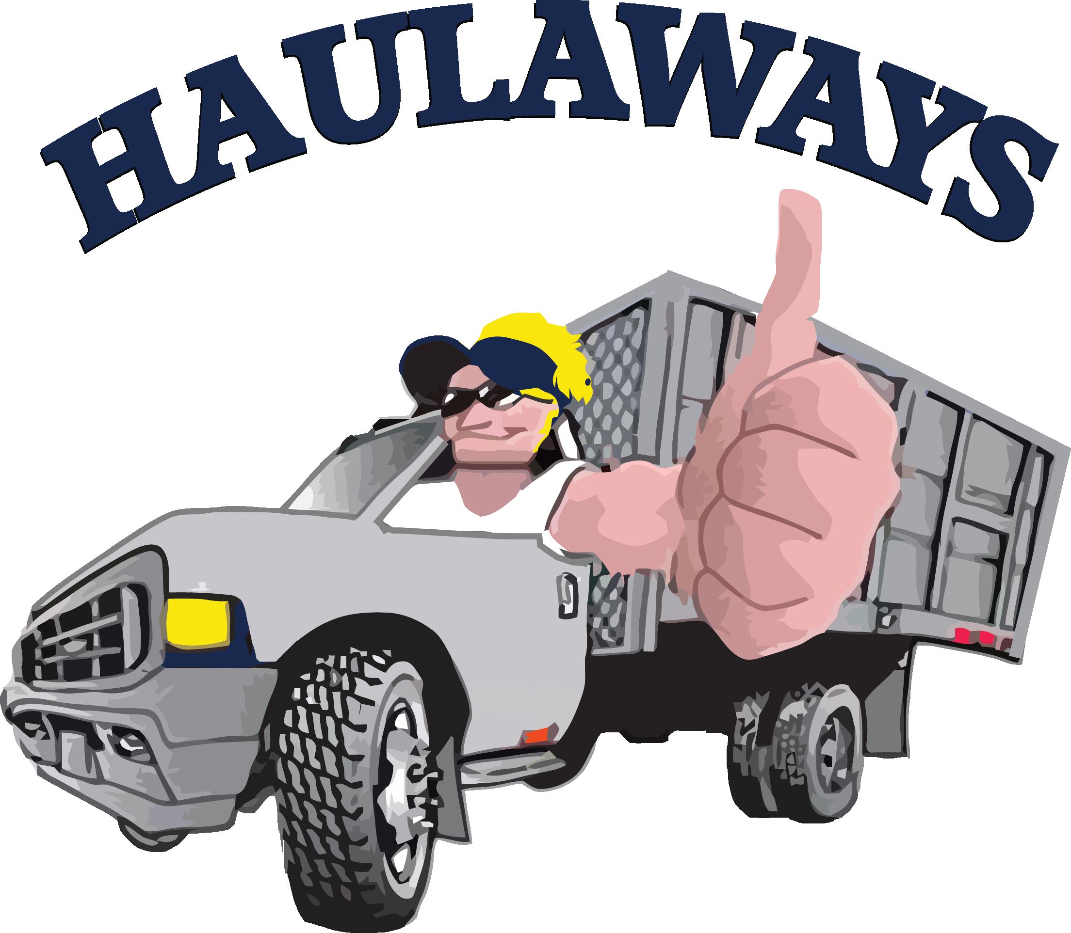 Car hauler clipart jpg transparent Haulaways - Junk Removal in Tulsa - Fast Junk Removal Service ... jpg transparent