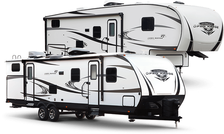 Car hauler trailer clipart vector free stock 2019 Ultra Lite Travel Trailers by Highland Ridge RV vector free stock