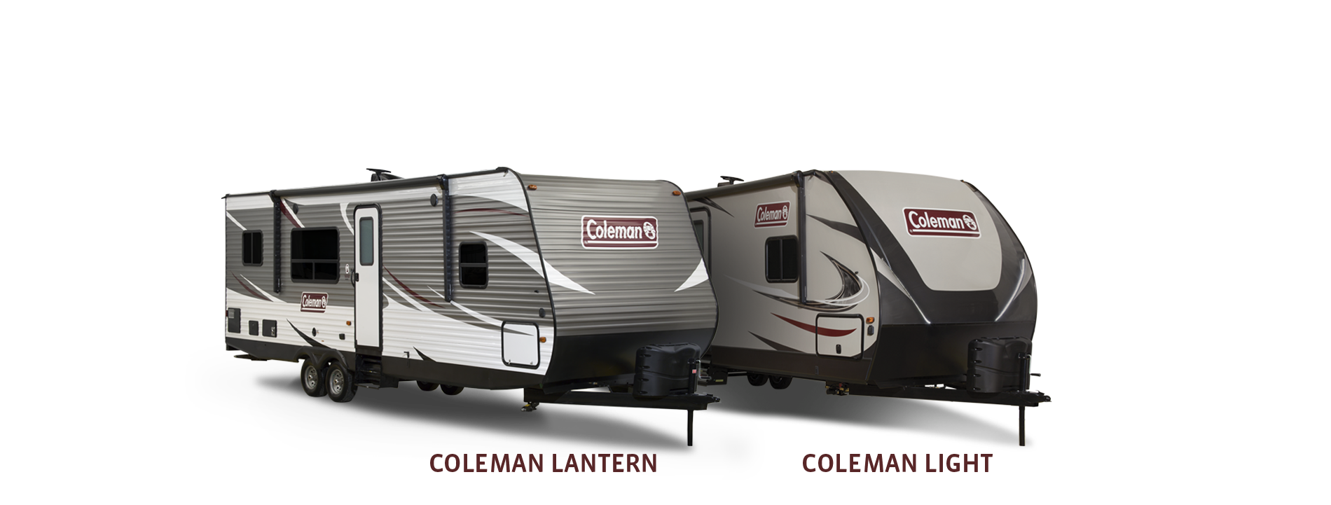Car hauler trailer clipart png stock Coleman RV Travel Trailers png stock