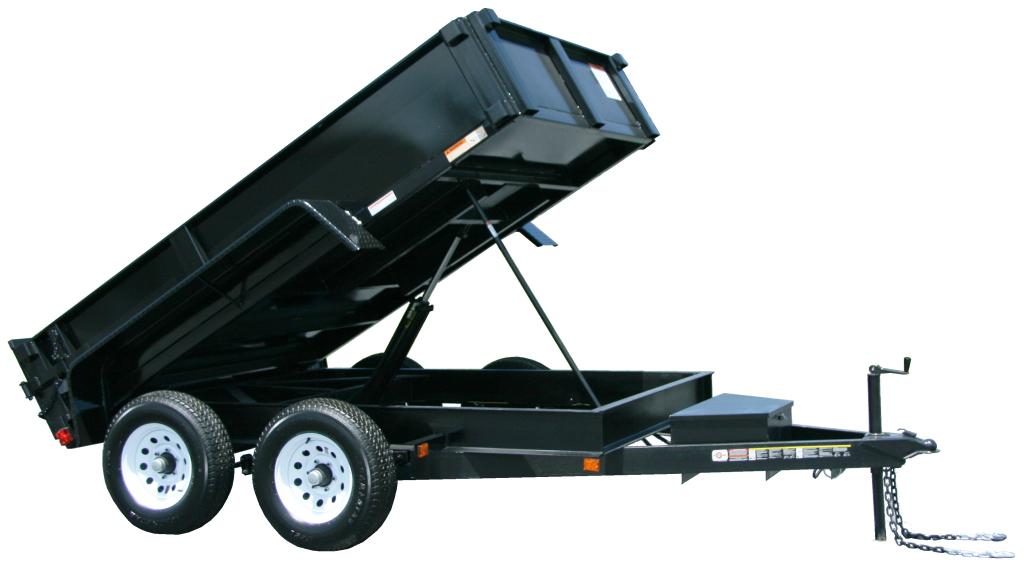 Car hauler trailer clipart graphic transparent stock 6X10DUMPLP10K – graphic transparent stock