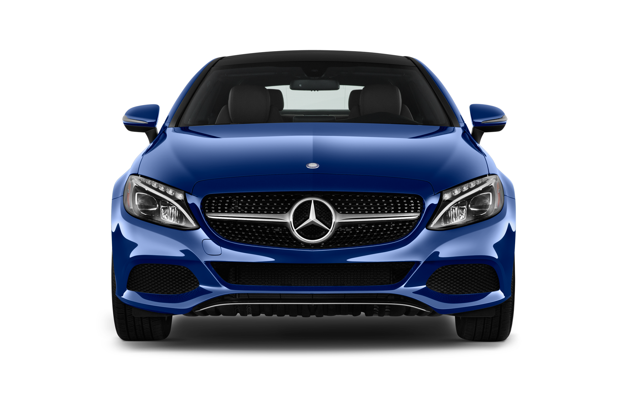 Car headlight clipart picture transparent library 2018 Mercedes-Benz C-Class Spied with Tweaks | Automobile Magazine picture transparent library