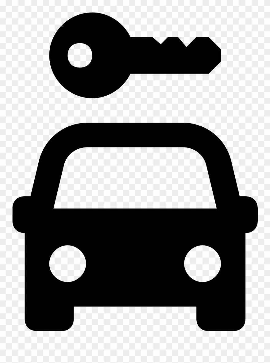Car hire clipart clipart free download Car Rental Icon Clipart (#1473483) - PinClipart clipart free download