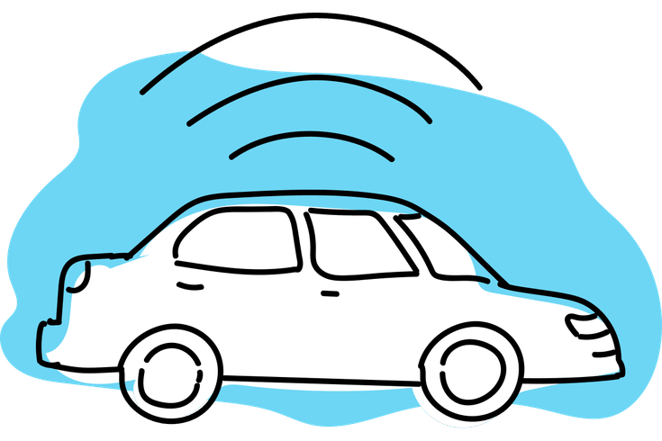 Car honk clipart png free Understanding Car Technology - Lifewire png free