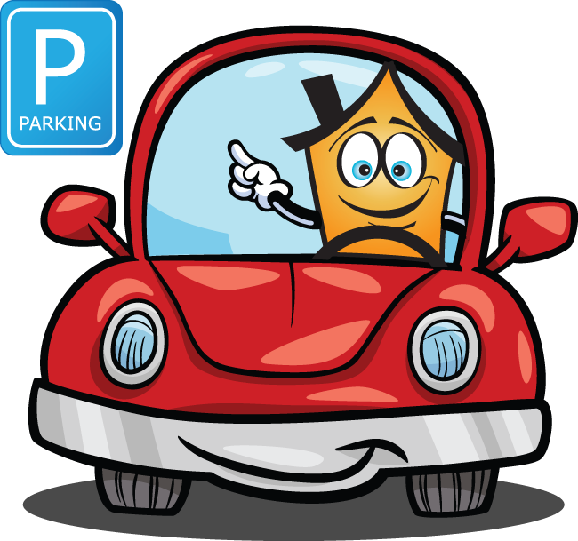 Car honk clipart clip black and white download Parking Archives - Page 2 of 18 - Ask Mister Condo clip black and white download