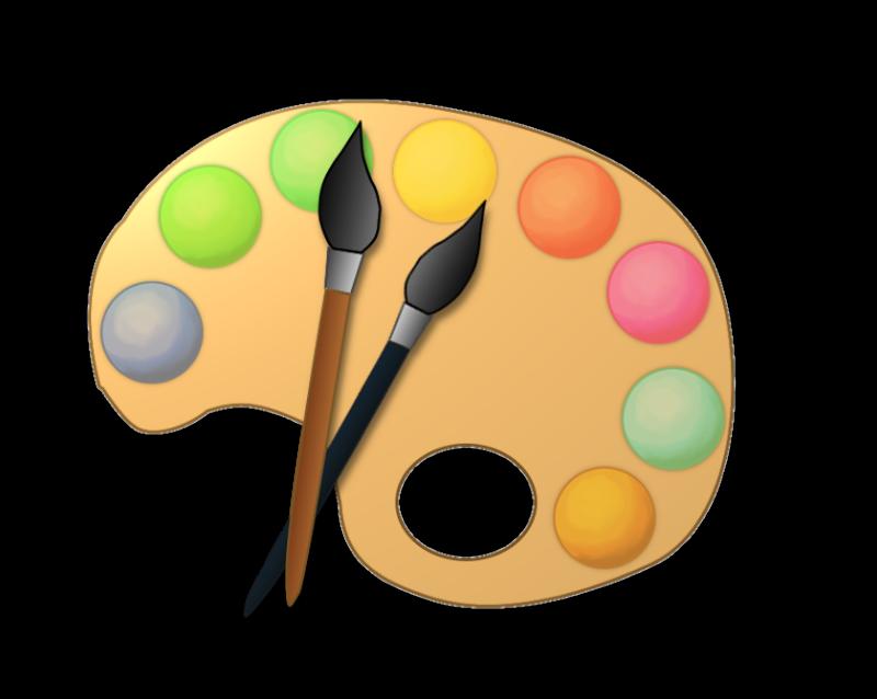 Car horn clipart picture Free Artist Palette Cliparts, Download Free Clip Art, Free Clip Art ... picture