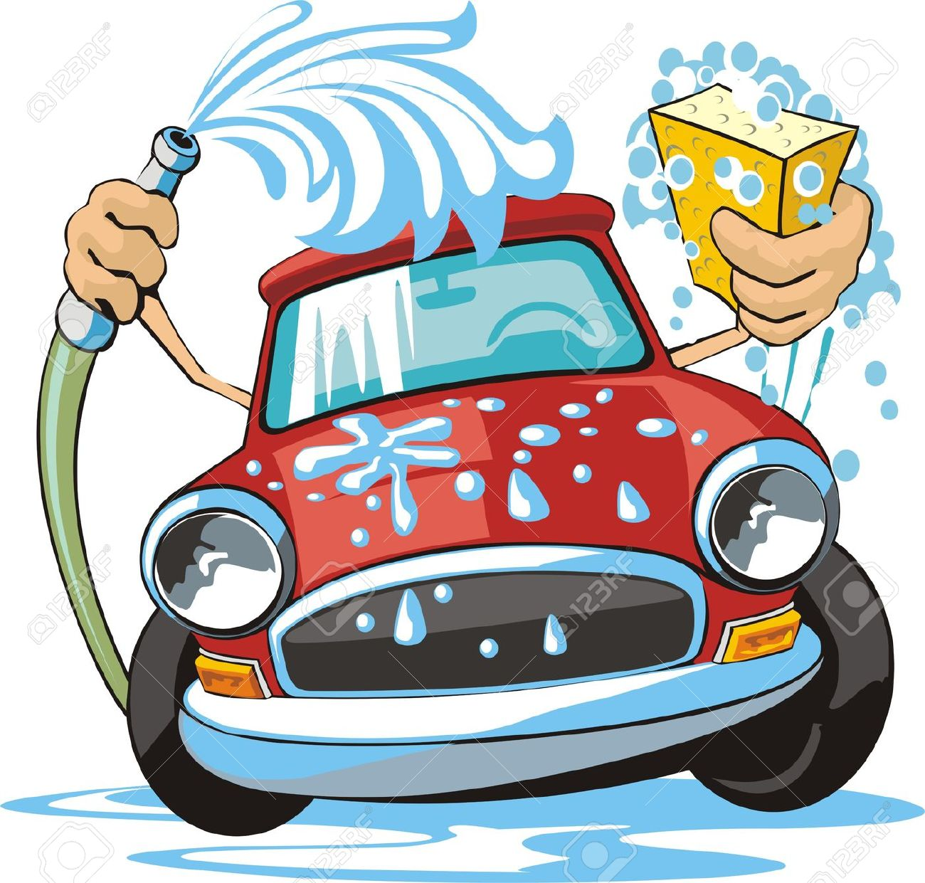 Car in automatic car wash clipart clipart transparent stock Car Wash Clipart & Car Wash Clip Art Images - ClipartALL.com clipart transparent stock