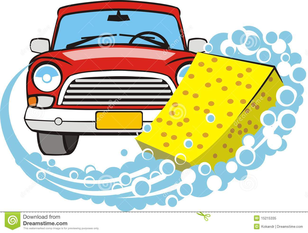 Car in automatic car wash clipart svg black and white Free Car Wash Clipart & Car Wash Clip Art Images - ClipartALL.com svg black and white