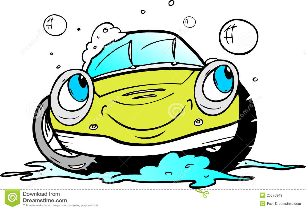 Car in automatic car wash clipart clipart black and white Car in automatic car wash track clipart - ClipartFest clipart black and white