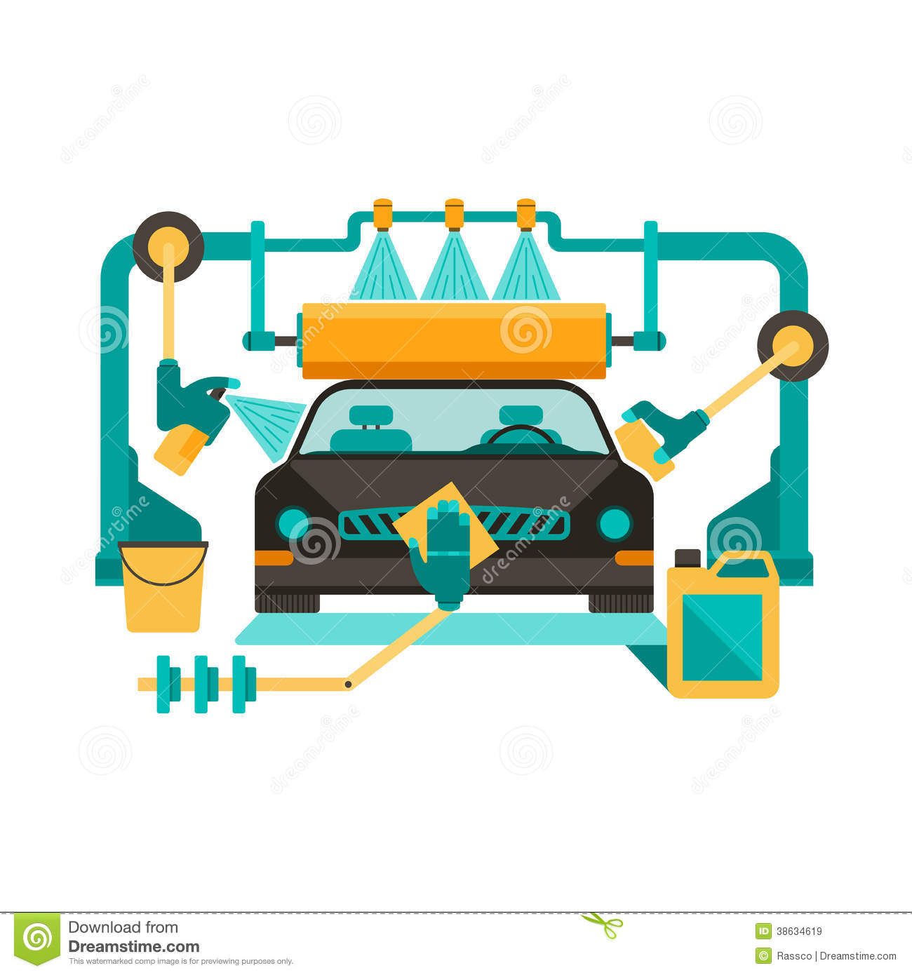 Car in automatic car wash clipart clipart library download Car in automatic car wash clipart - ClipartFest clipart library download