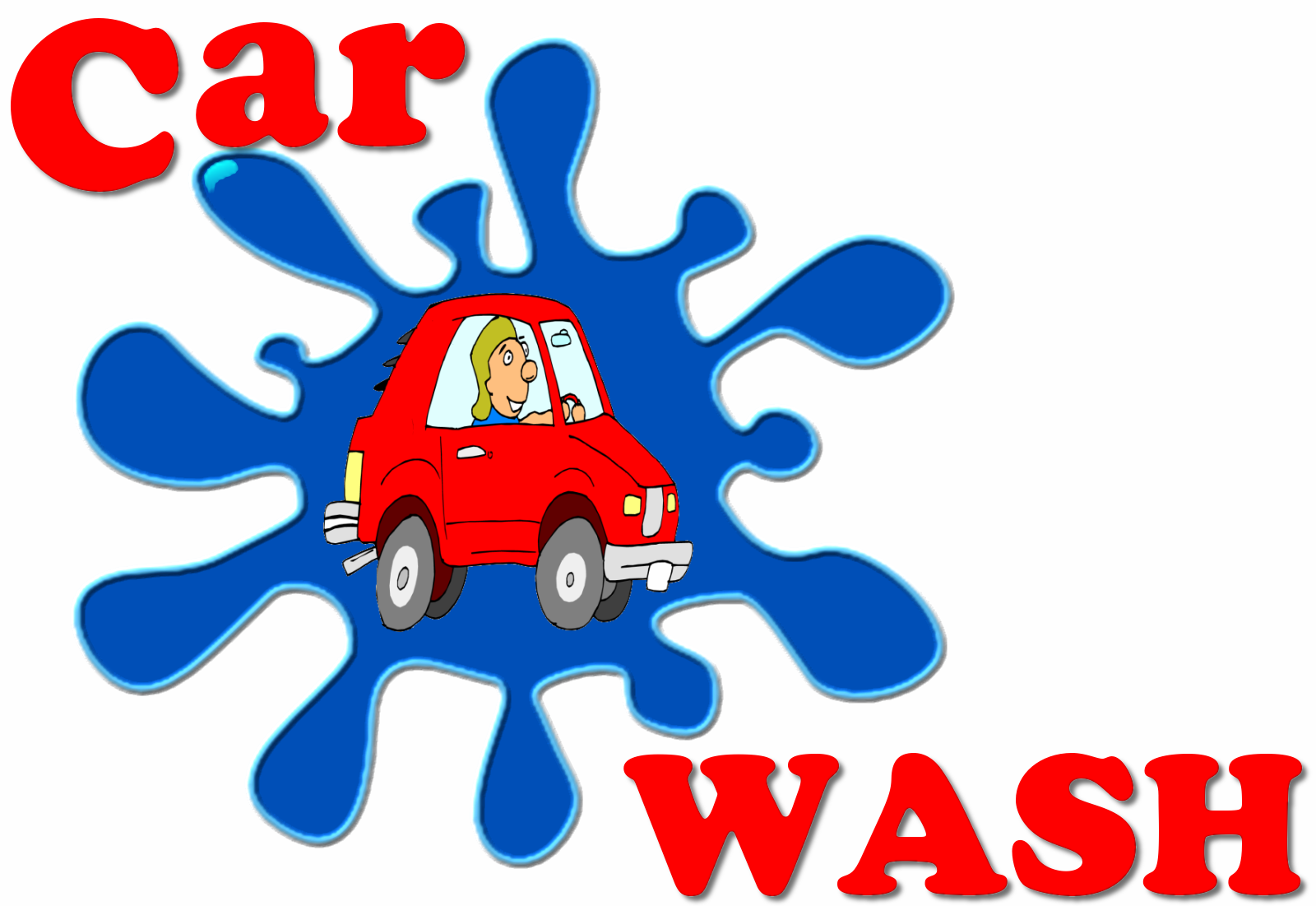 Car in automatic car wash clipart clip library stock Car Wash Clipart - Clipart Kid clip library stock