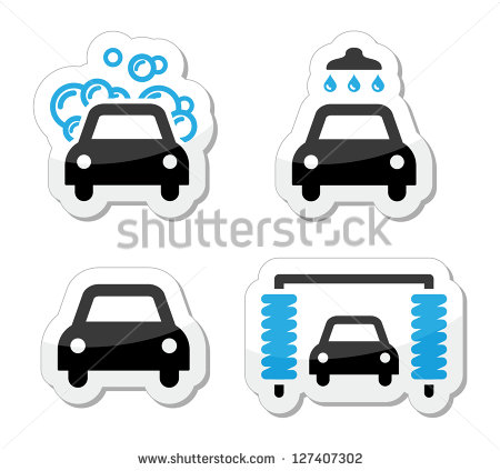 Car in automatic car wash track clipart clip library stock Car Wash Stock Images, Royalty-Free Images & Vectors | Shutterstock clip library stock