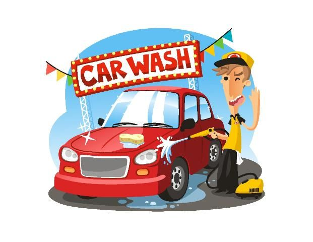 Car in automatic car wash track clipart svg royalty free library 17 Best ideas about Car Wash Services on Pinterest | Car wash ... svg royalty free library
