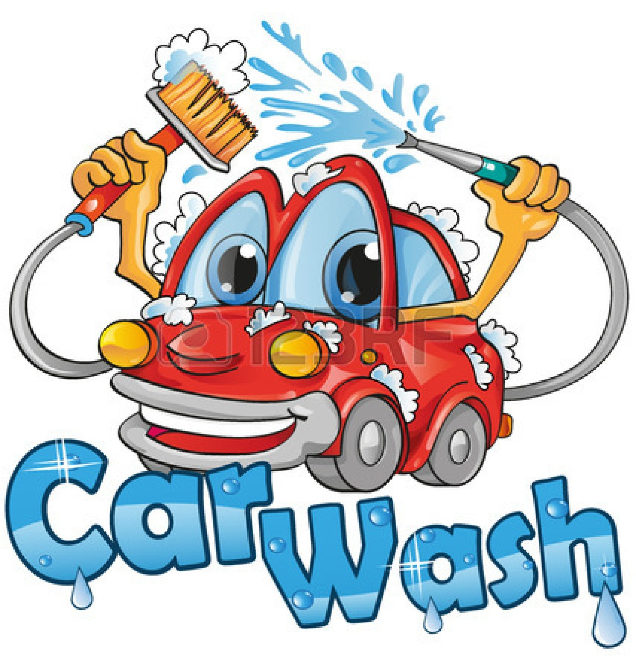 Car in automatic car wash track clipart picture stock Car in automatic car wash clipart - ClipartFest picture stock