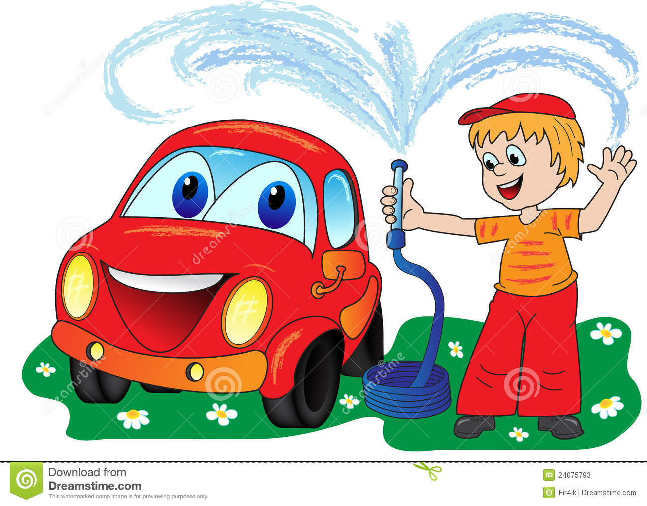Car in automatic car wash track clipart picture royalty free library Car in car wash clipart - ClipartFox picture royalty free library