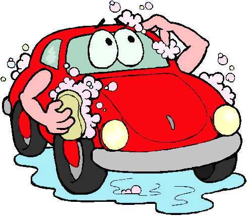 Car in car wash clipart graphic library Cartoon car wash clipart - ClipartFest graphic library