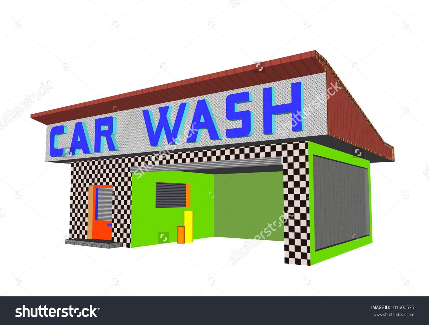 Car in car wash clipart banner free download Car wash building clipart - ClipartFox banner free download