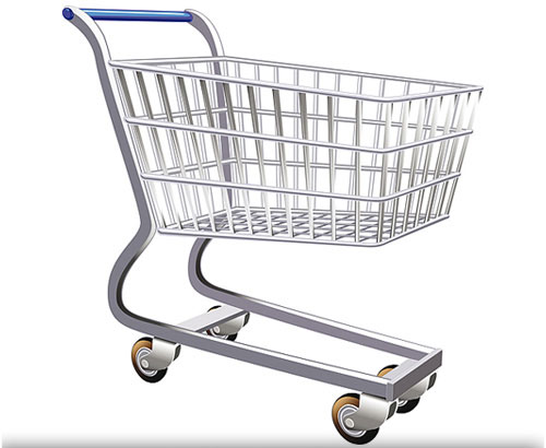 Car in shopping car clipart clipart stock Shopping Cart Clipart & Shopping Cart Clip Art Images - ClipartALL.com clipart stock