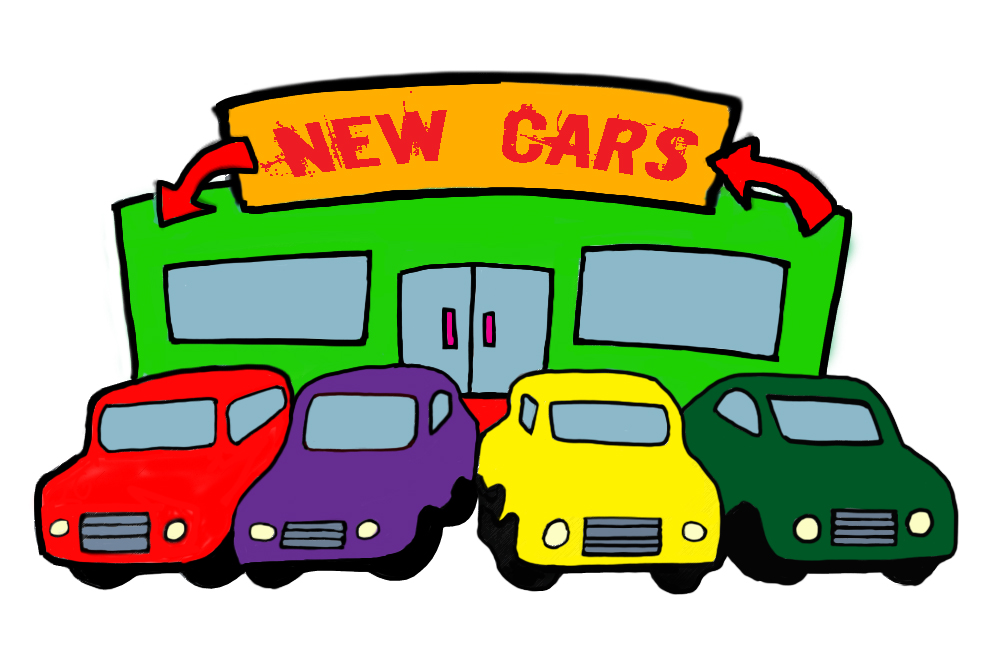 Car in shopping car clipart jpg stock Shopping Car Clipart - ClipArt Best jpg stock