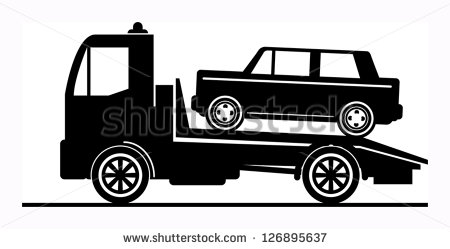 Car in tow car clipart picture royalty free download Tow a Car Clip Art – Clipart Free Download picture royalty free download