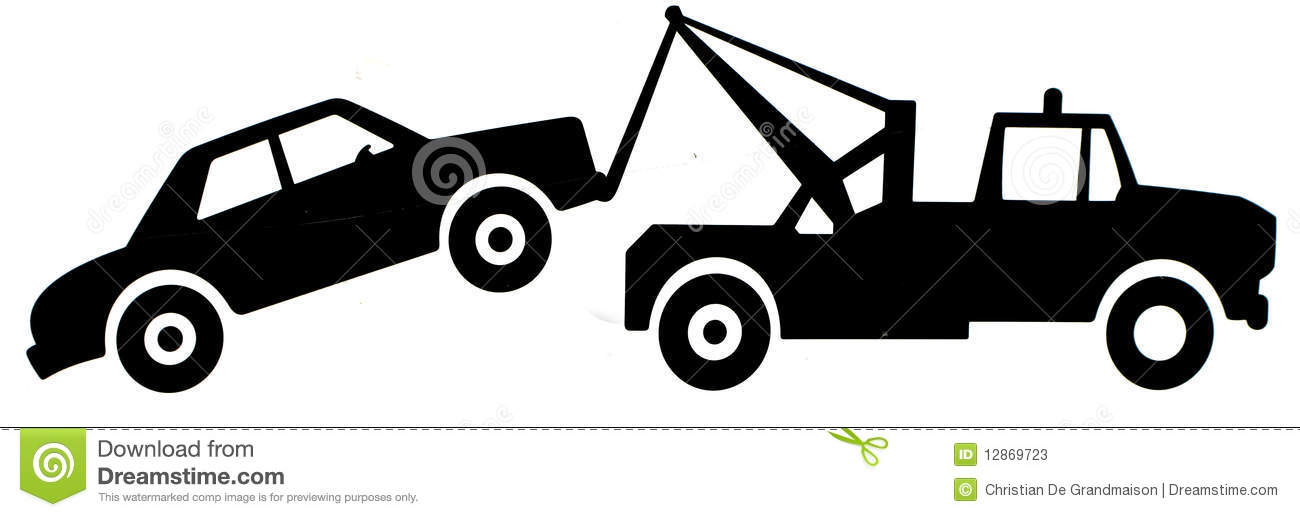 Car in tow car clipart banner freeuse library Collection Tow Truck Clip Art Sign Pictures - Happy easter day banner freeuse library