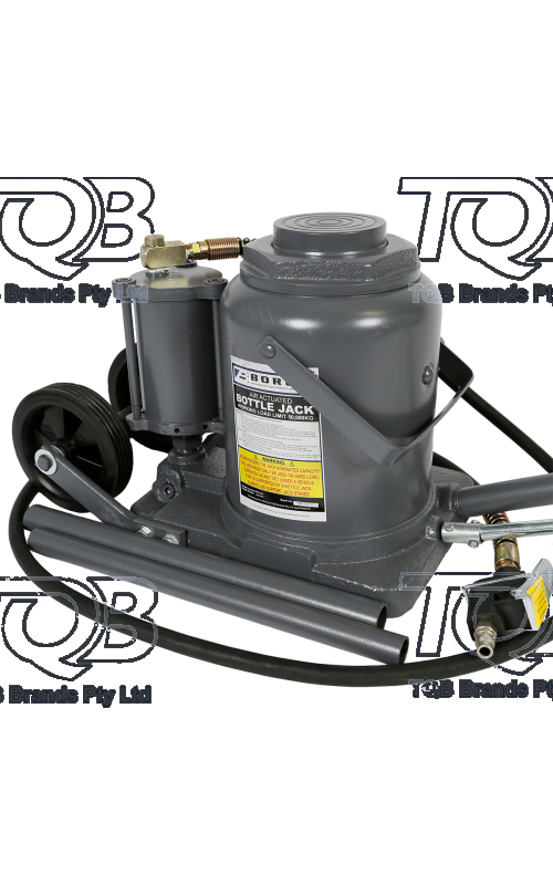 Car jack stands clipart png royalty free download TQB Brands Pty Ltd 50,000kg Bottle Jack - Air/Manual Hydraulic ... png royalty free download